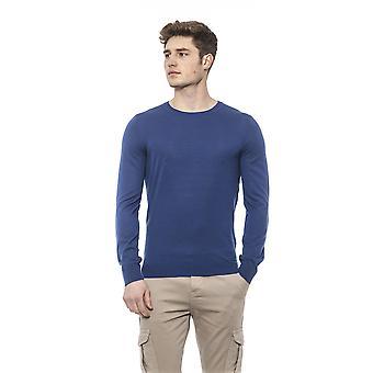 Pullover Blau Alpha Studio Mann