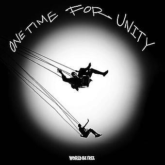 World Be Free - One Time For Unity (Black & White Swirl) [Vinyl] USA import