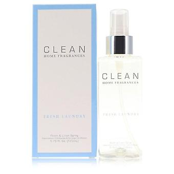 Clean Fresh Laundry Room & Linen Spray By Clean 5.75 oz Room & Linen Spray
