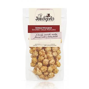 German Weissbier Popcorn
