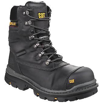 Caterpillar premier waterproof safety boots mens