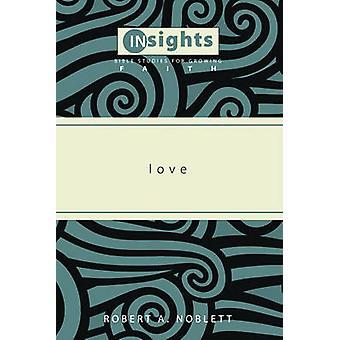 Love by Robert a Noblett - 9781608992232 Book