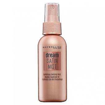 Maybelline Dream Satynowa mgła Ustawienie Spray