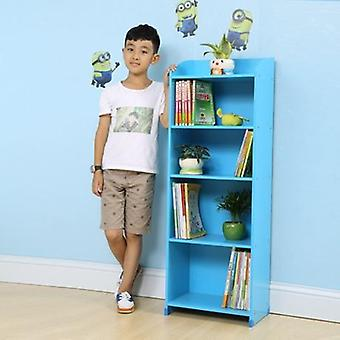 Children Cabinet Furniture Wooden Kids Bookcase Bookshelf Estanterias Infantile