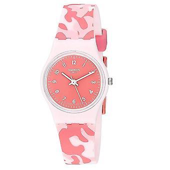 Swatch Camourose Dames Horloge