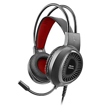 Gaming Earpiece with Microphone Mars Gaming MH120 PC PS4 PS5 XBOX