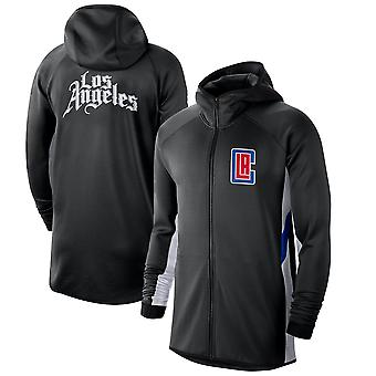 La Clippers 201920 Earned Edition Showtime Full-zip Performance Hoodie