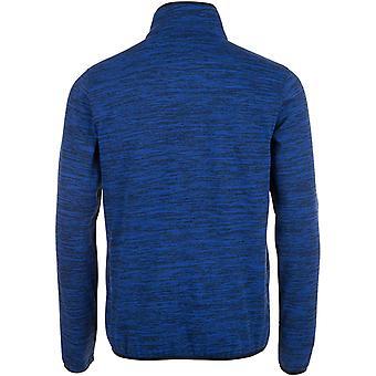 SOLS Mens Turbo Pro Knitted Fleece Jacket