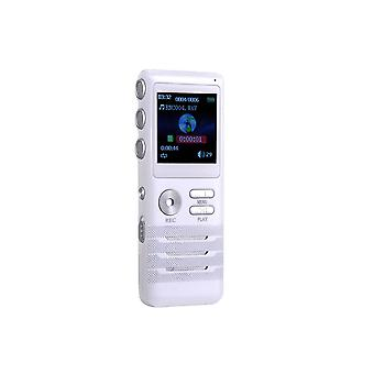8GB Digital Voice Recorder Stereo Noise Reduction