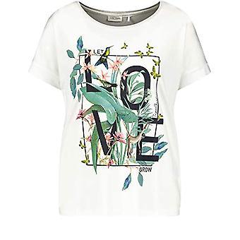 Gerry Weber T-Shirt 1/2 Arm, White, 42 Woman