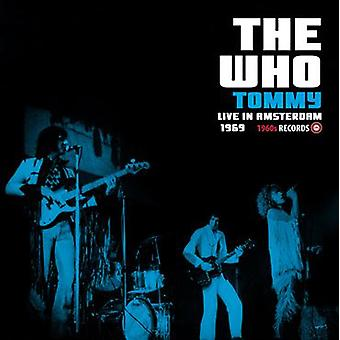 The Who – Tommy Live Amsterdamissa 1969 Limited Edition Vinyyli