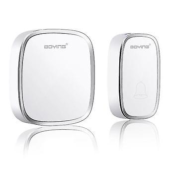 Главная Беспроводной Doorbell, Обмен Музыка, Rainproof Пейджер, дистанционное управление Doorbell
