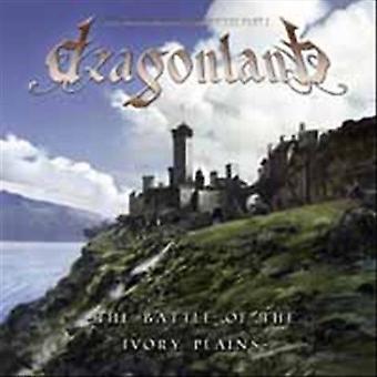 Dragonland - Battle of the Ivory Plains [CD] USA import