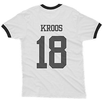 Toni kroos 18 germany country ringer t-shirt