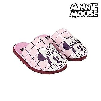 House Slippers Minnie Mouse Pink