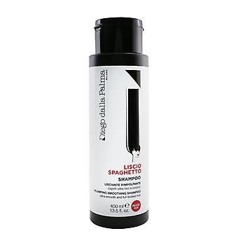 Lisciospaghetto Plumping Smoothing Shampoo (for All Hair Types) - 400ml/13.5oz