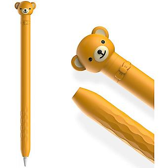 Case For Apple Pencil 1st Gen Cute Cartoon Soft Silicone Sleeve Cover