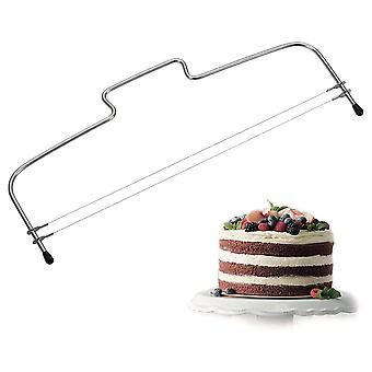 Stainless Steel Cake Baking Tool Single And Double Line Durable Cake