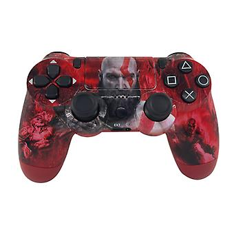 2pc set Wireless PS4 Controller Bluetooth Gamepad For PlayStation 4 Pro/Slim/PC/Android/IOS/Steam/DualShock 4 Game Joystick Graffiti 5