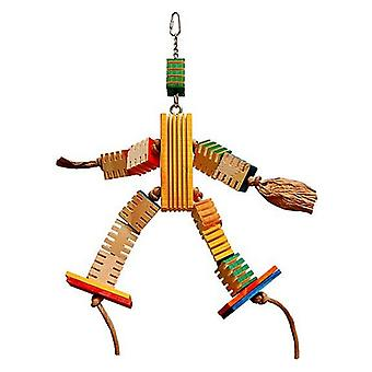 "Zoo-Max Groovy Boy Bird Toy - 22""L x 14""W"