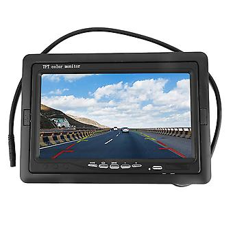 7inch Wireless Ir Night Vision Camera System Monitor With Rear View Bus Camera