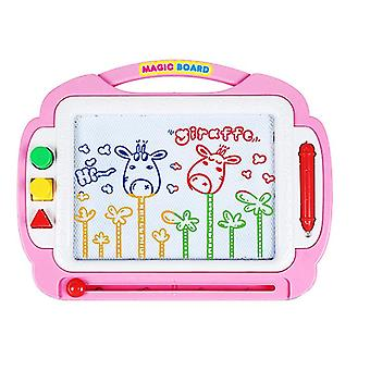 Kids Magnetic Drawing Board Toy  Large Doodle Board Writing Painting Sketch Pad
