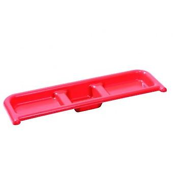Tidy lade plank Red tuin organisator opslag Plastic potten