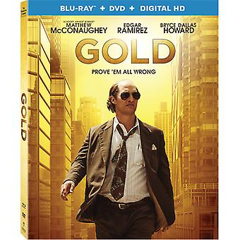 Gouden [Blu-ray] USA import