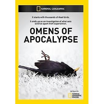 Omens of Apocalypse [DVD] USA import
