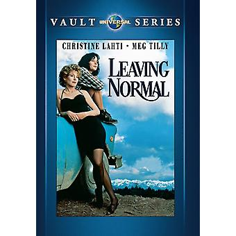 Forlader Normal [DVD] USA import