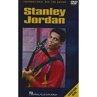 Stanley Jordan - import USA de Stanley Jordan [DVD]