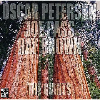 Peterson/col/Brown - importation USA géants [CD]