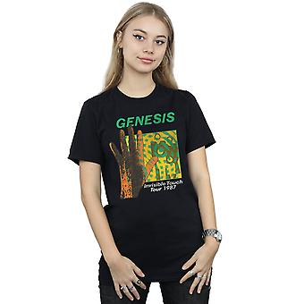 Genesis Women's Invisible Touch Tour Boyfriend Fit T-Shirt