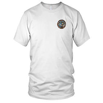 US Army - 2nd skvadron 227th Aviation Regiment 1st Cavalry Division Delta Company broderad Patch - Mens T Shirt
