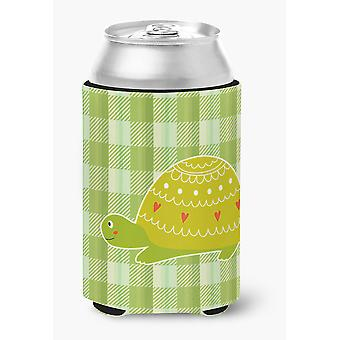Carolines Treasures  BB6750CC Turtle on the Move Can or Bottle Hugger