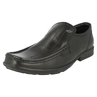 Mens Pod Slip On Formal Shoes Norfolk