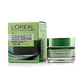 L'oreal Skin Expert Pure Clay Mask -  Purify & Mattify - 50ml/1.7oz