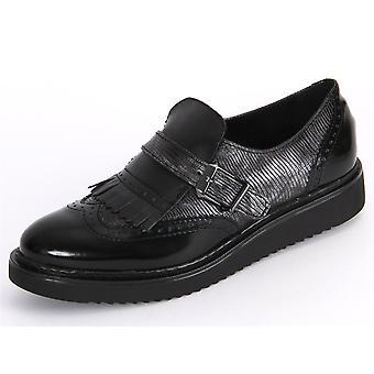 Tamaris zwart Kombi Imit zacht Nappa 12460435098 universele vrouwen schoenen