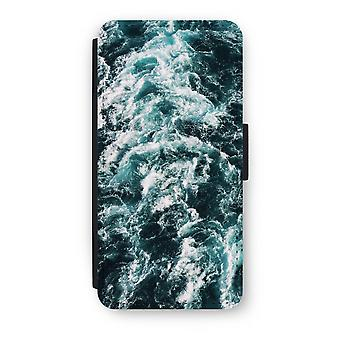 iPhone 6/6 s Plus Case Flip - Ocean Wave