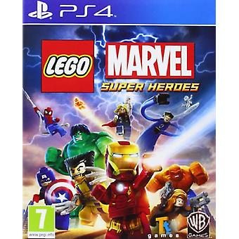 Lego Marvel Super Heroes (PS4) - New