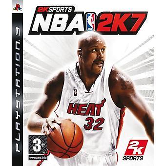 NBA 2K7 (PS3) - Neu