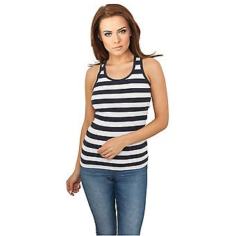 Urban Classics Tanktop Ladies Stripe