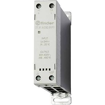 Finder SSR 77.31.8.230.8070 strömbelastning (max.): 30 A Switchspänning (max.): 480 V AC Zero Crossing 1 st (s)