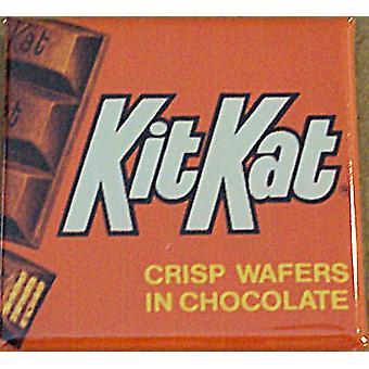 Imã de geladeira Mini KitKat aço