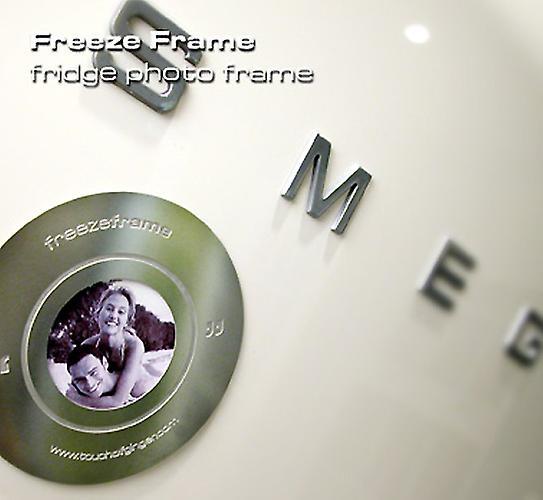 Freezeframe - Cadre photo magnétique pour le réfrigérateur