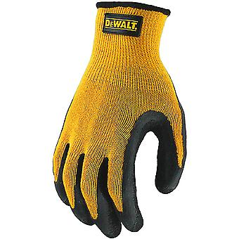 Dewalt Mens DeWalt Secure & Breathable Latex Gripper Gloves