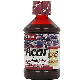 Aloe Pura, Acai Juice med Oxy3, 500ml