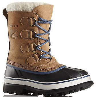 Womens Sorel Caribou WL Winter Schnee wasserdicht Wandern Fell gefütterte Stiefel