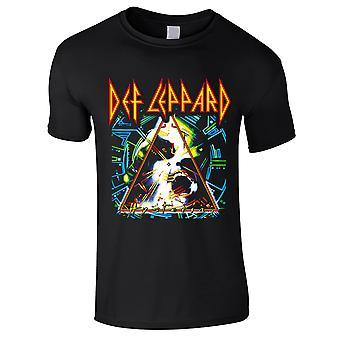 Def Leppard - Hysteria  Barn T-Shirt