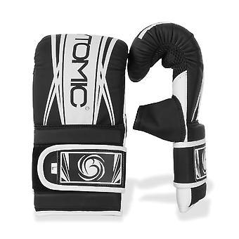 Asse bytomic V2 borsa guanti nero/bianco